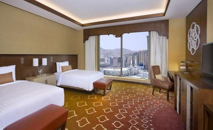 Marriott Hotel Makkah